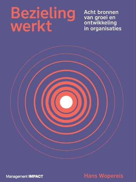 Bezieling werkt - Acht bronnen van groei en ontwikkeling in organisaties