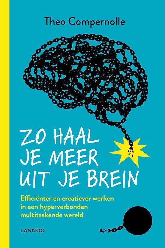 Zo haal je meer uit je brein - Efficiënter en creatiever werken in een hyperverbonden multitaskende wereld