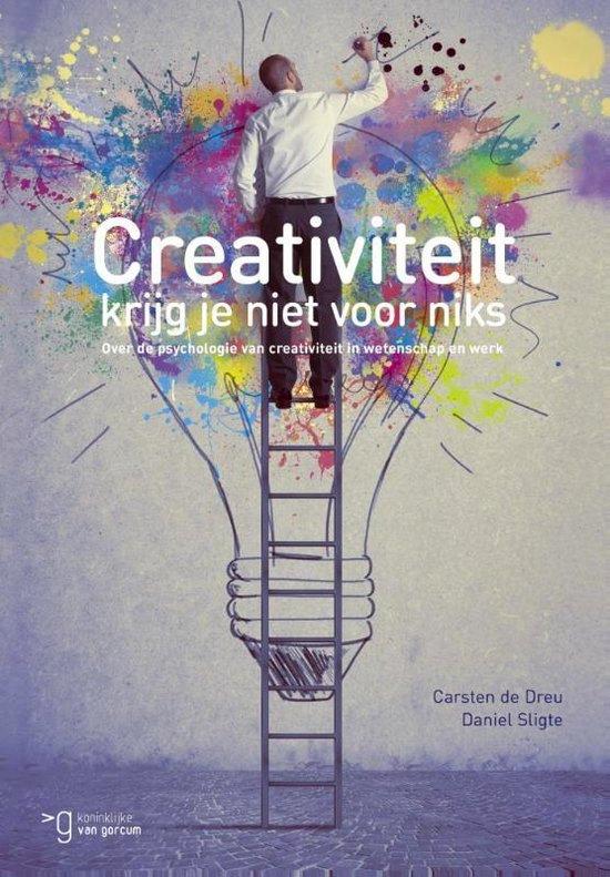 Creativiteit krijg je niet voor niets - Carsten de Dreu
